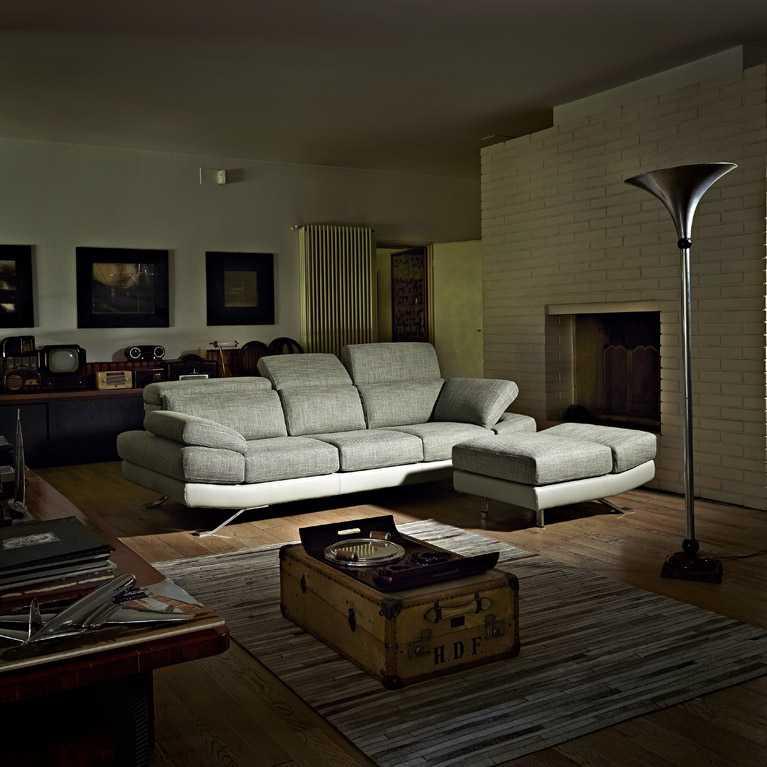 Divano giallo poltrone e sofa idee per il design della casa for Divani e divani angolari prezzi