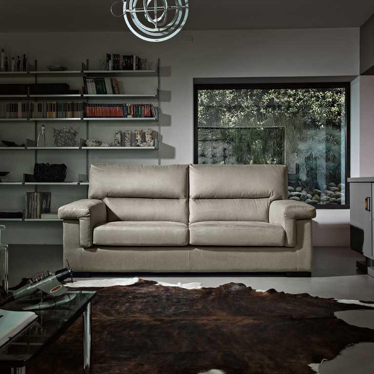Divani con isola divano con isola separata lazio in - Dimensioni divano con isola ...
