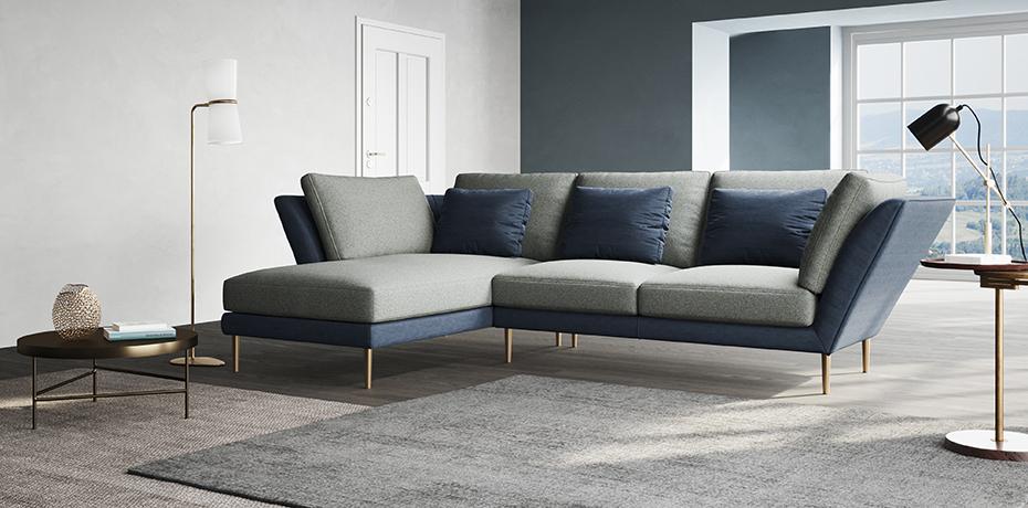 Poltronesof divani - Battito d ali divano ...