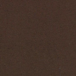 Carezza fugace solid microfibre brown (marrone)