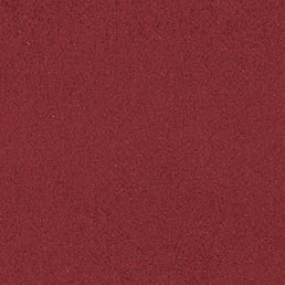 Etienne  solid microfibre cardinal red (rosso cardinale)