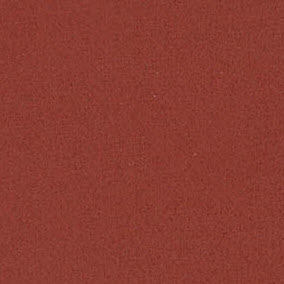 Etienne microfibre uni coul. rosso intenso (rouge intense)